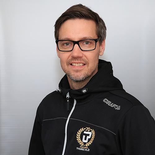 Magnus Johansson, VD